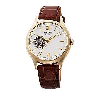 Orient RA-AG0024S – Reloj de Pulsera para Mujer, diseño de corazón Abierto, Color Dorado