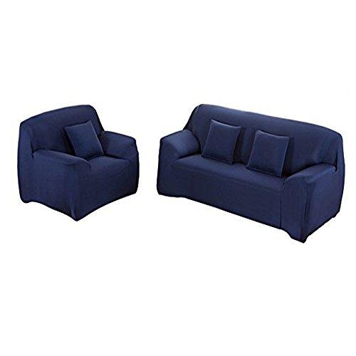 Copridivano in tessuto elasticizzato, protezione per divano a 1,2,3 e 4posti.