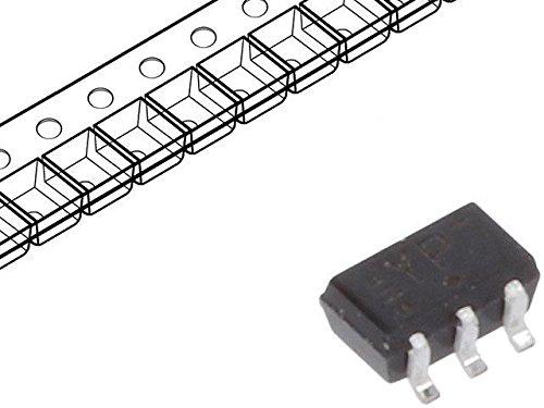 20x 74LVC1G157GW.125 IC digital multiplexer Channels1 Inputs2 SMD SC88 NEXPERIA