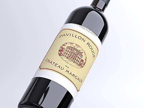 X3 Pavillon Rouge du Château Margaux 2015 75 cl AOC Margaux Rouge Zweiter wein Rotwein