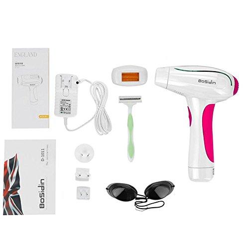 IPL Haarentfernung Maschine ICE kühler Epilierer mit Permanent schmerzlos Haarentfernung Depilator für Körper, Gesicht, Bikini-Zone