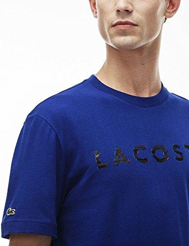 Lacoste Herren T-Shirt Blue