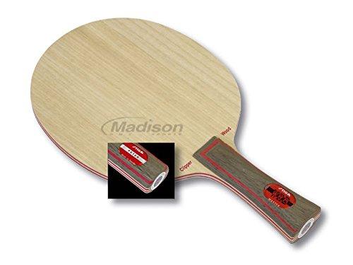 Stiga Clipper (Master Grip) Table Tennis Blade, Wood, One Size Preisvergleich