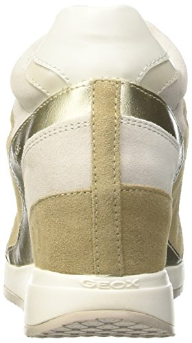 Nydame Scarpe Beige Donna Taupe Lowtop Lt A Geox Hqn1dpH