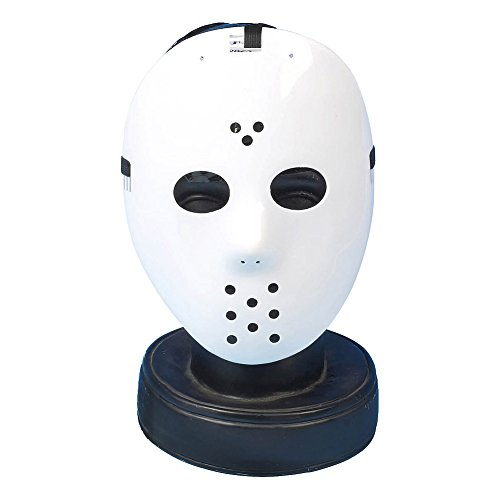 Halloween Hockey Maske (Or Treat Gruselig Kostüme Trick)