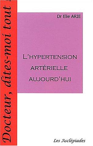 L'hypertension artrielle aujourd'hui