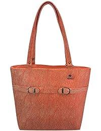 Evookey Women's Handbag ( Peachpuff)