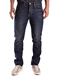 Ralph Lauren Men's MCBI251021O Blue Cotton Jeans