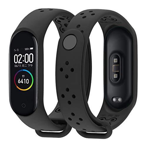 Huhu833 Sports Armband für Xiaomi Mi Band