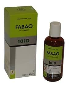 FABAO 101D Hair Tonic (120ml) contre la chutte des cheveux