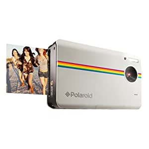 Polaroid Z2300 10MP digitale Sofortbildkamera (WEISS)