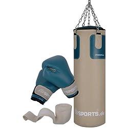 ScSPORTS 04 - Set de boxeo (25 kg, 12 onzas (340 g))