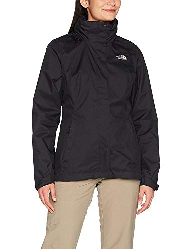The North Face Evolve II Chaqueta, Mujer, Negro (TNF Black), L