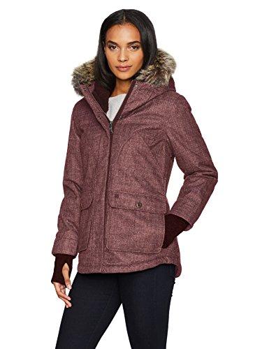Woolrich Para Mujer Abrigo sintético - Púrpura -