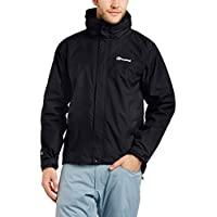 Berghaus Mens RG Alpha 3-in-1 Waterproof Jacket with Inner Fleece