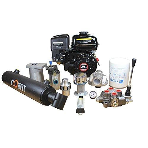 Loncin 9HP G270Hydraulischer Holzspalter Kit geben ca.