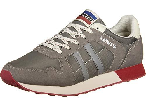 Levi's ® Webb Schuhe Regular Grey - 45 EU - Für Männer Schuhe Levi