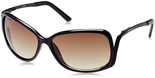Fastrack Oversized Women's Sunglasses - (C046BR3|59|Brown)