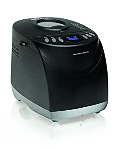 Hamilton Beach HomeBaker 29882 Breadmaker, Black by Hamilton Beach