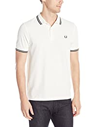 Fred Perry Fp Twin Tipped Shirt, T-Shirt Homme