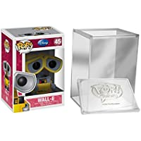 Funko Pop: Disney: Series 4 - WALL-E Collectable Figure + FUNKO PROTECTIVE
