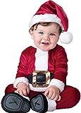 Fancy Me Baby Mädchen Jungen Weihnachtsmann Weihnachtsmann Anzug Weihnachten Festlich Kostüm Kleid Outfit 0-24 Months - Rot, 0-6 Months