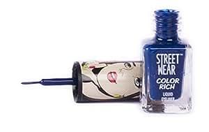 Street Wear Color Rich Liquid Eye Liner, Egyptian Blue, 5ml