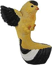 Wonderland Bird Feeder (Yellow)