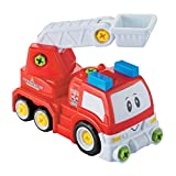 martialart Mini Screws Abnehmbare Technikfahrzeuge Intellektuelle Entwicklung Technikfahrzeug Spielzeug Kinderspielzeug