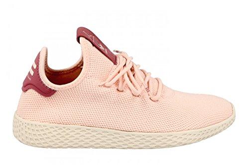 adidas Damen Pw Tennis Hu W Fitnessschuhe, Pink Roshel/Blatiz 000, 40 2/3 EU