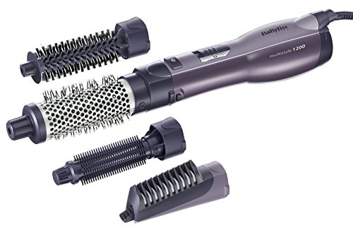 BaByliss AS 120 E Brosse Soufflante 1200 W Violet - 41BVhR3cT 2BL - BaByliss AS 120 E Brosse Soufflante 1200 W Violet