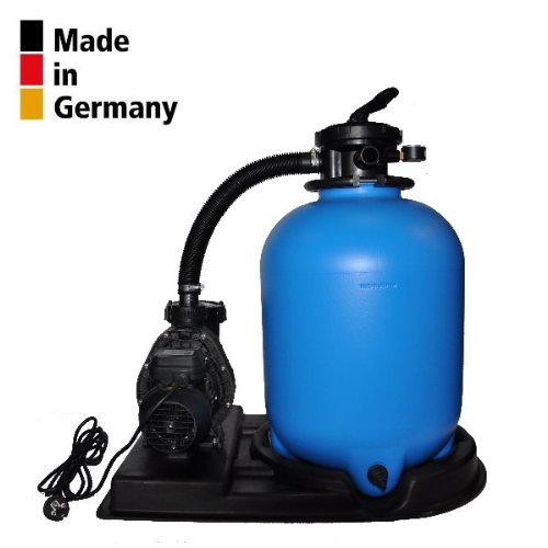 Sandfilterpumpe –  Sandfilter – PoolsBest 400mm - 2
