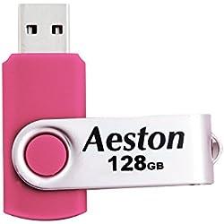 Aeston 128 GB Mass Data Storage 2.0 USB Pen Drive