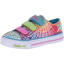Skechers Twinkle Toes Shuffles niños formateurs, multicolor, 26,5