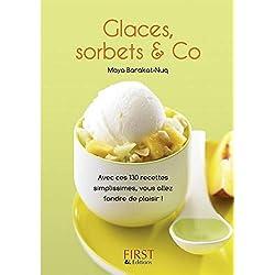 Le Petit livre de Glaces, sorbets & Co