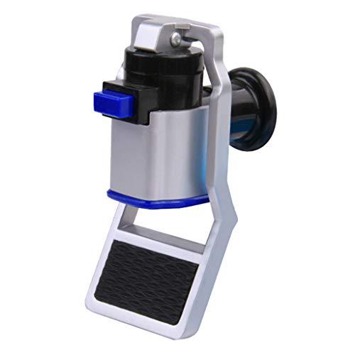 Homyl Grifo de Máquina Dispensador de Agua Piezas de Equipo Industriales Ligero - Negro 4