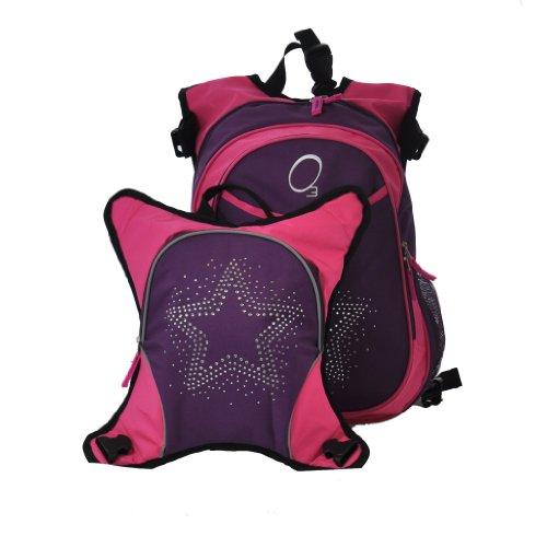 obersee-innsbruck-mochila-para-panales-con-bolsa-isotermica-separable-estrella