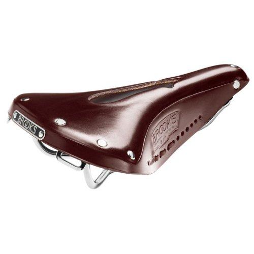 Brooks B17 Imperial Bici sella con molle in pelle - (Pelle Brooks Sella Della Bici)