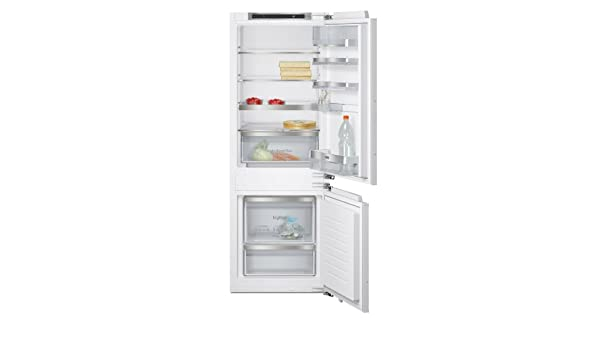 Bosch Kühlschrank Temperatureinstellung : Siemens ki77sad30 iq500 einbau kühl gefrier kombination a