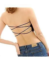 Fabme Women's T-Shirt Padded Non Wired Bra