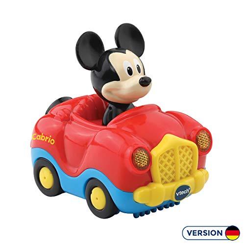 VTech Tut Tut Baby Flitzer 80-511004 vehículo de Juguete - Vehículos de Juguete (Rojo, Amarillo, Coche, De plástico, 1 año(s), 3 año(s), Niño/niña)