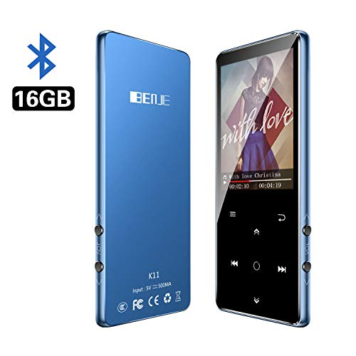 MP3 Player, BENJIE 16GB 2.4