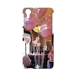 BLUEDIO Designer Printed Back case cover for HTC Desire 728 - G1816