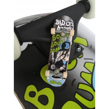 Badco Skateboard Mit Fingerboard Eagle, mehrfarbig, 342.15.20.1