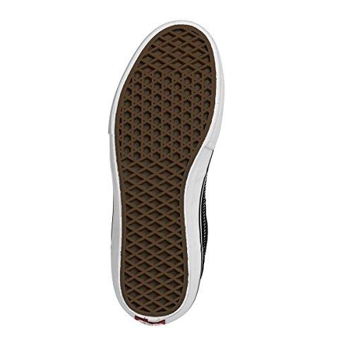 VANS Schuhe - HALF CAB PRO - black white red Black/White/Red