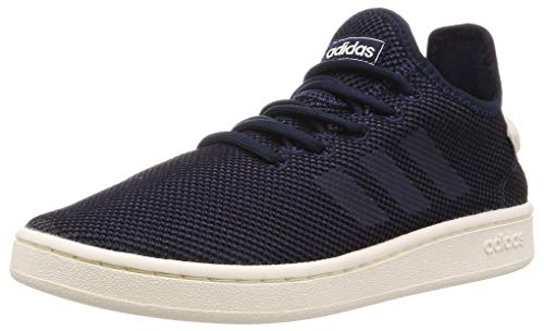 adidas Damen Court Adapt Fitnessschuhe, Mehrfarbig Tinley/Blapur 000, 38 2/3 EU (Adidas Tennis Damenschuhe)