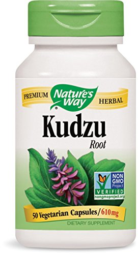NATURES WAY - KUDZU 50 CAP. 613 mg N
