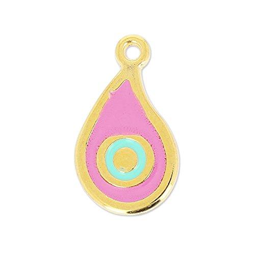 ciondolo-goccia-occhio-con-smalto-epossidico-19x11-mm-rosa-mint-dorato