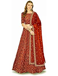1311cfd3e Amazon.in  Golds - Lehenga Cholis   Ethnic Wear  Clothing   Accessories