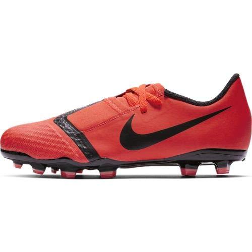 Nike Phantom Venom Academy FG Zapatillas de Fútbol, Unisex Niños, Multicolor Bright Crimson/Black-Bright...